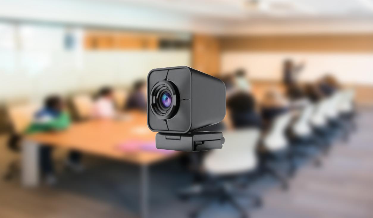 4K веб камера для видеоконференцсвязи