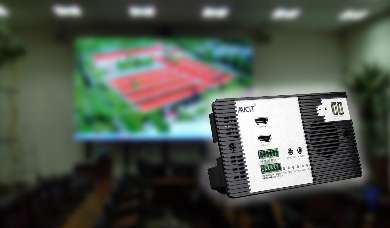Система управления видеоустройствами на основе IP и KVM
