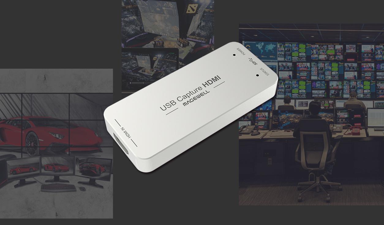 Устройство видеозахвата Magewell USB Capture HDMI Gen 2
