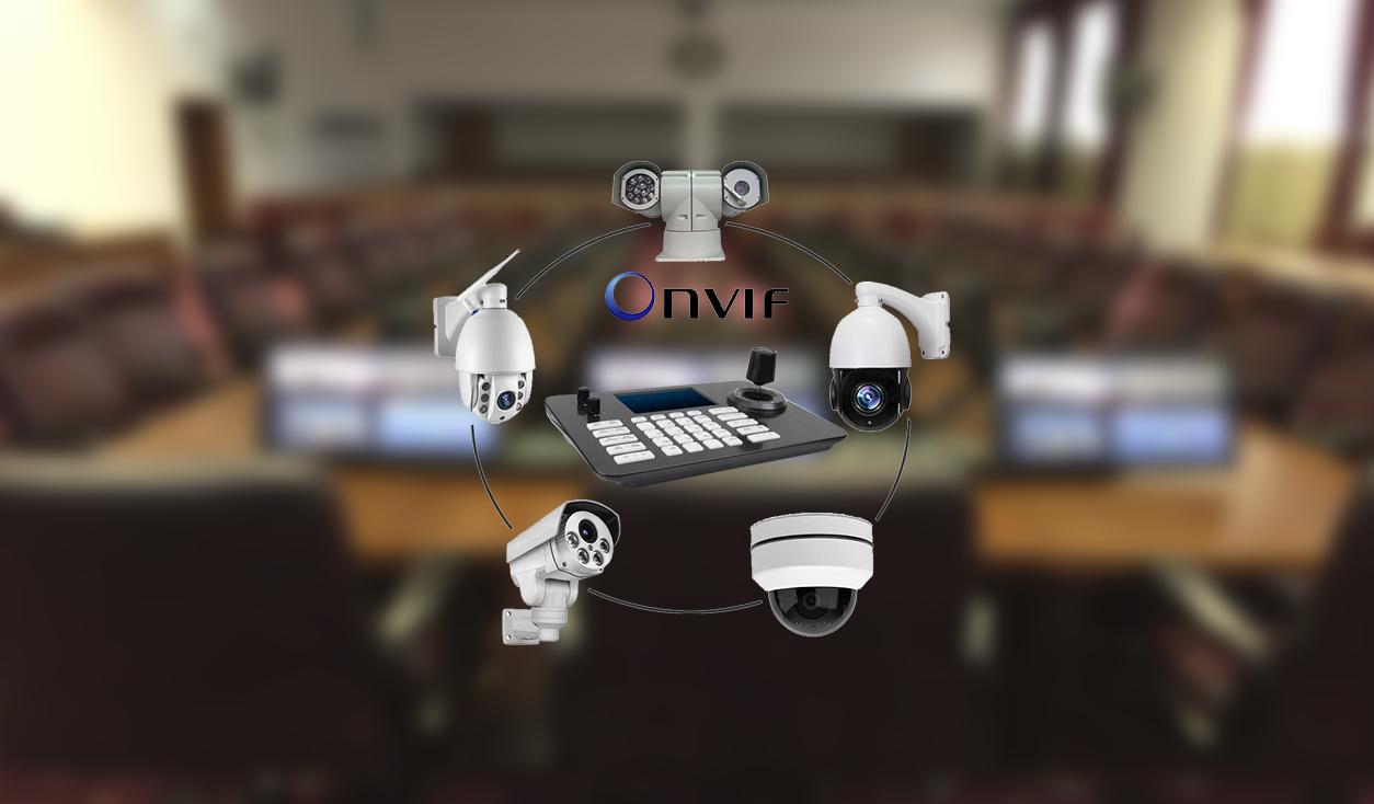 Новый пульт управления с 4D-джойстиком для PTZ-камер