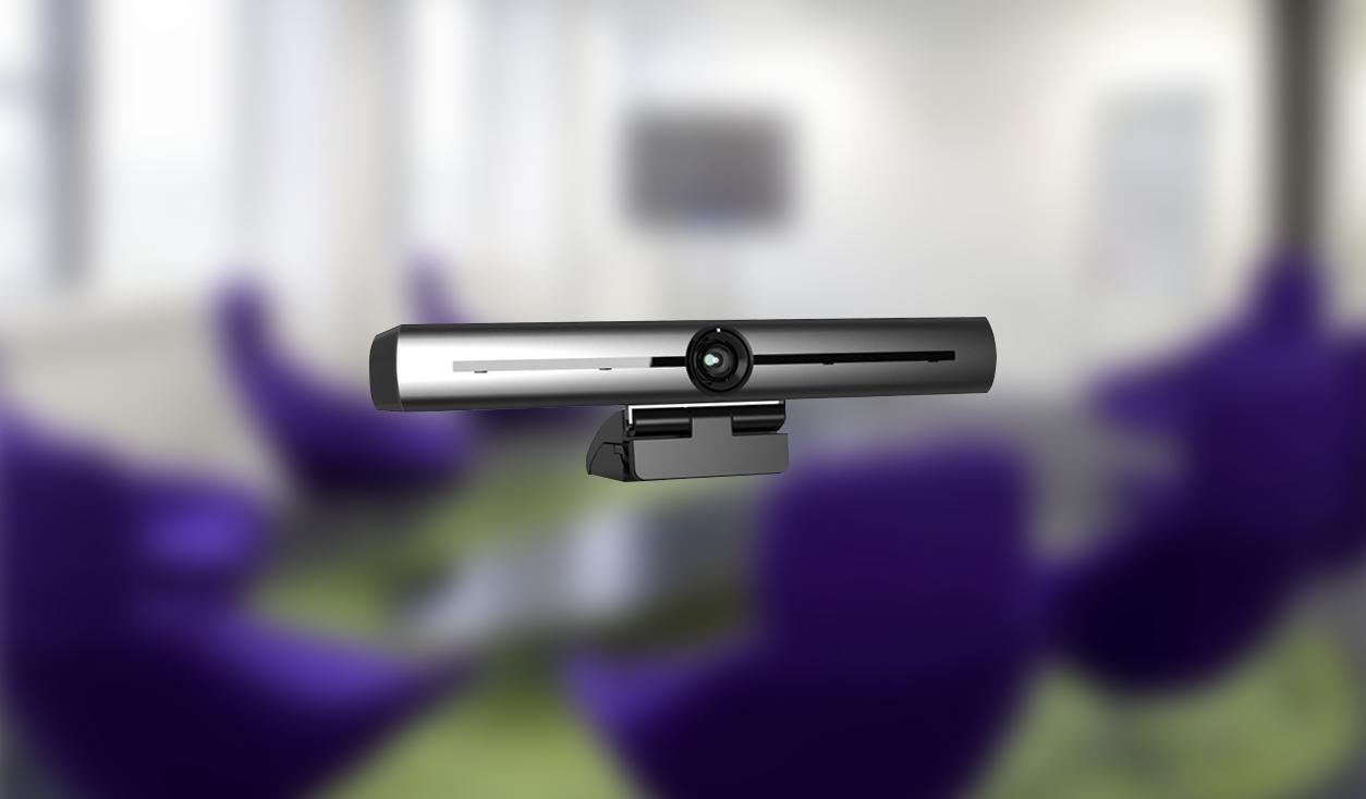 Новая 4К камера для видеоконференцсвязи с углом обзора 120 градусов