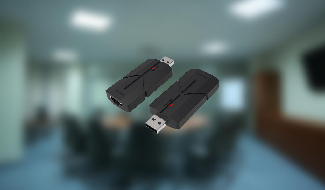 4K устройство видеозахвата HDMI